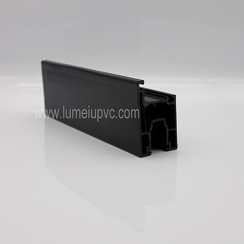 Eco Friendly Anti-UV Vinyl Sliding Window PVC Profile