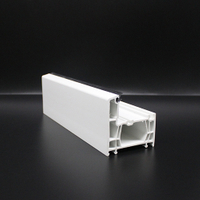 Customized UPVC Profiles PVC Window PVC Door