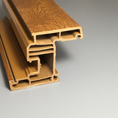 European Design UPVC Profiles for High Grade Building