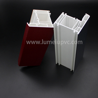 High-End UPVC Windows And Doors System UPVC Profiles